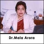 Dr. Mala Arora  - Gynaecologist, Delhi