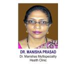 Dr. Manisha Prasad - Homeopath, Dhanbad