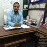 Dr. Rameez Athar Falke - Diabetologist, Thane