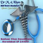 Dr.M AKhan - Unani Specialist, Moradabad