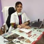 Dr.Rishika Ahuja - Dentist, New Delhi