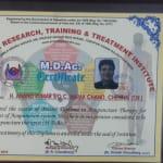 Dr. Anand Kumar H  - Acupressurist, Chennai