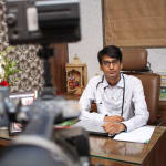 Dr. Naman Ajudiya - Ayurveda, Rajkot