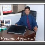 Dr. Vyomm Aggarwal - Dentist, pinjore, distt panchkula