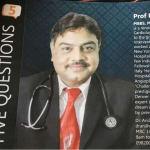 Dr. (Prof.) Anil Sharma - Cardiologist, Mumbai