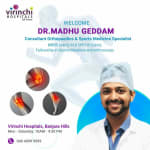 Dr.Madhu Geddam - Orthopedic Doctor, Hyderabad