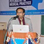 Dr. N R Mutalik - Psychiatrist, Gadag