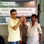 Dr. Vikram Singh - Physiotherapist, West Delhi