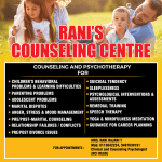 Mrs.Rani Rajani T - Psychologist, Trivandrum