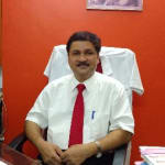 Dr. Prof. & Hod Ganesh Shinde - Gynaecologist, Mumbai