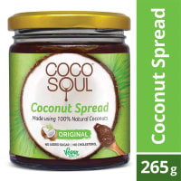COCO SOUL Coconut Spread - Original - 265g
