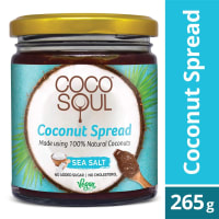 Coco Soul Coconut Spread - Sea Salt - 265g