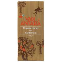 Vanantara Organic Honey with Cardamom (375 gm)