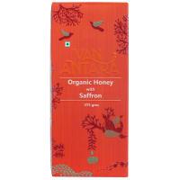 Vanantara Organic Honey with Saffron (375 gm)
