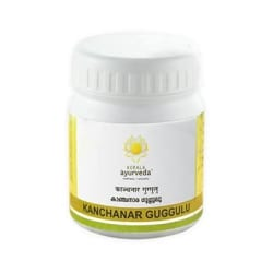 Kerala Ayurveda Kanchanar Guggulu Tablet