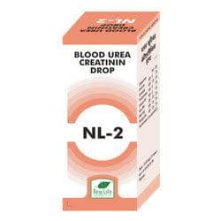 New Life NL-2 Blood Urea Creatinin Drop