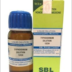 SBL Typhoidinum Dilution 12CH