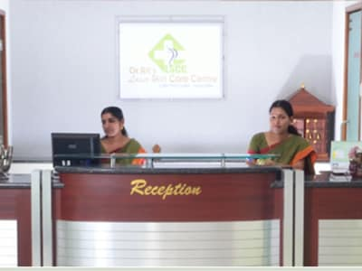 Dr RK's Laser Skin Care Center in Jagathy Junction