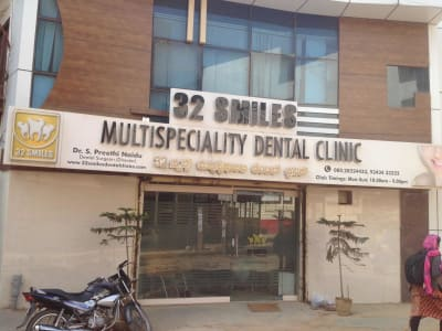 32 Smiles Multispeciality Dental Clinic - Main Branch in