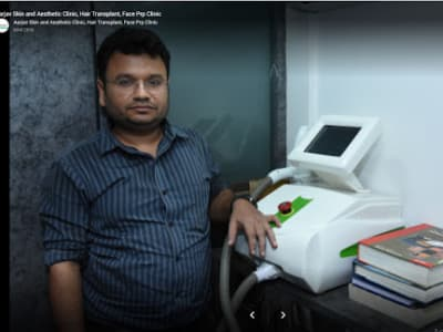 Aarjav Skin & Aesthetic Clinic in Karghar, Navi Mumbai