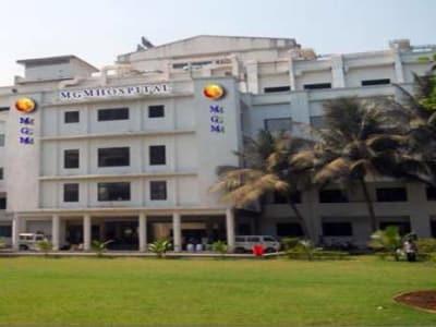MGM hospital in Vashi, Navi Mumbai - Book Appointment, View