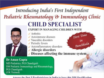Medens Multispeciality Clinics in Sector 7, Panchkula - Book