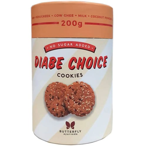 Butterfly Ayurveda Diabe Choice Cookies