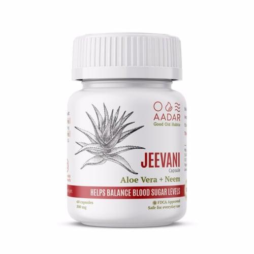 Aadar Jeevani For Blood Sugar