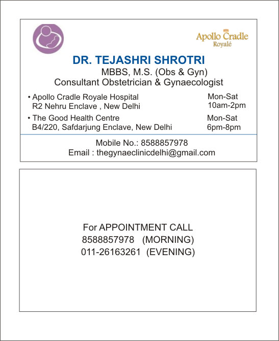 Gynaecologists in Nehru Place, Delhi - Book Instant Appointment