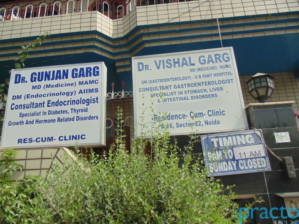 Endocrinologists in Noida - Book Instant Appointment, Consult Online