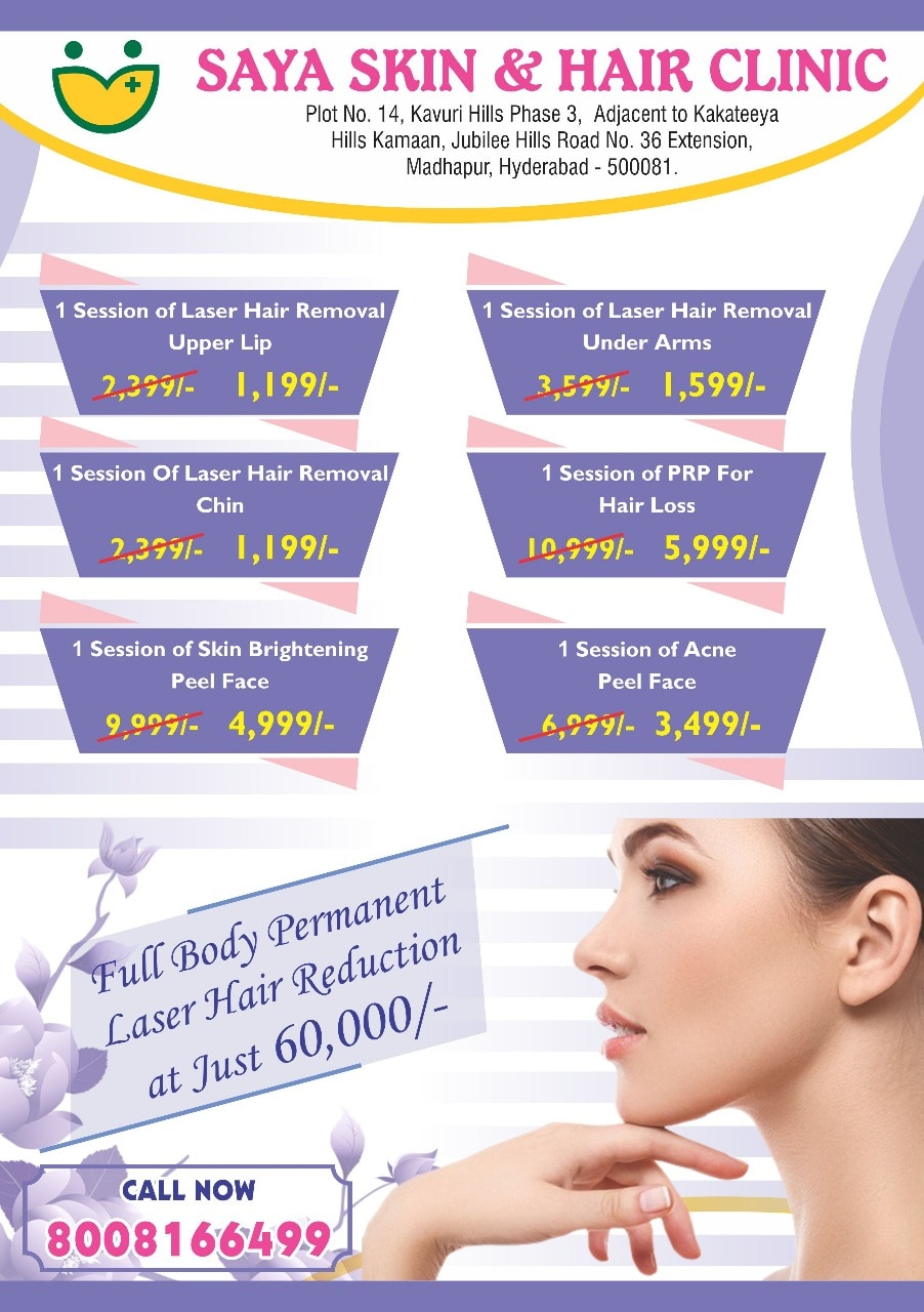 Best Dermatologist in Hyderabad - Book instant Appointment
