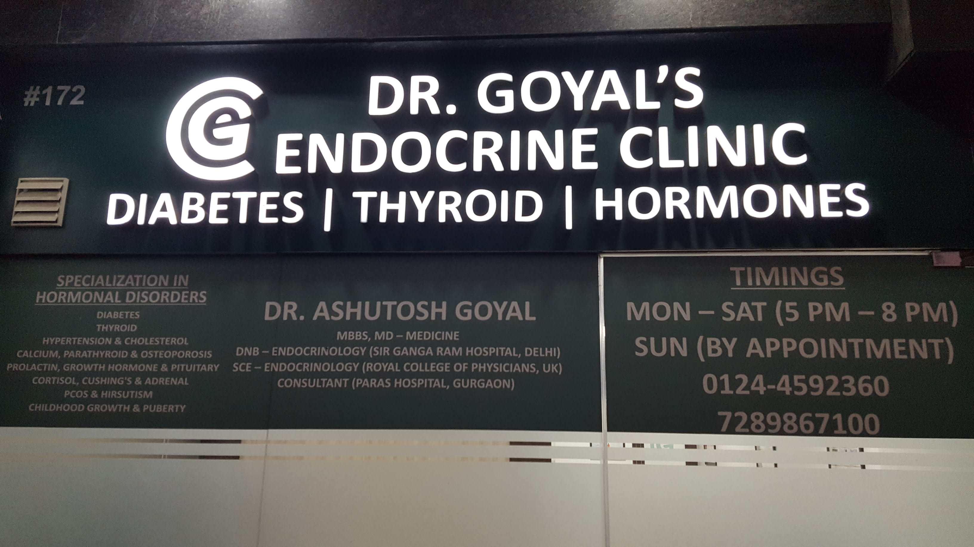 Endocrinologists in Medanta, Gurgaon - Book Instant Appointment