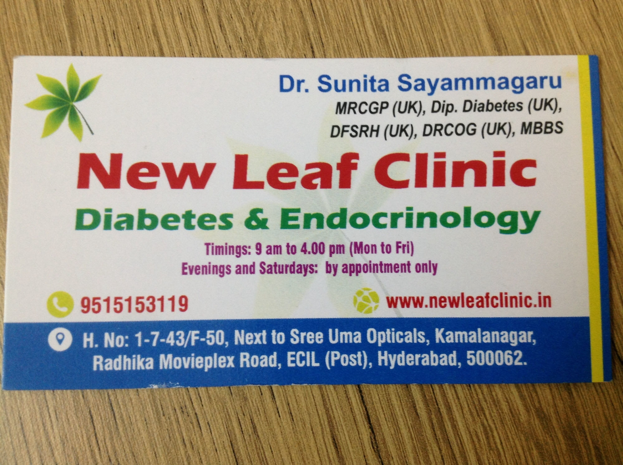 Lady Endocrinologists in Hyderabad - Book Instant Appointment