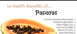 Papaya (Papita) Benefits And Its Side Effects | Lybrate