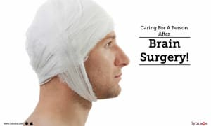 Caring For A Person After Brain Surgery!