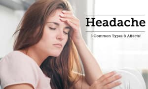 Headache - 5 Common Types & Affects!
