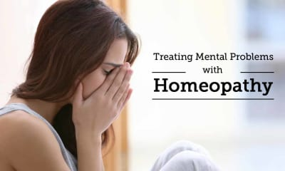 Treating Mental Problems With Homeopathy - By Dr  Prashant