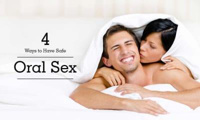 Ways have oral sex