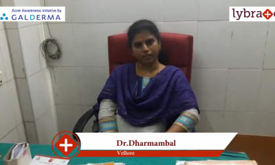 Lybrate   Dr  Dharmambal speaks on IMPORTANCE OF TREATING ACNE EARLY