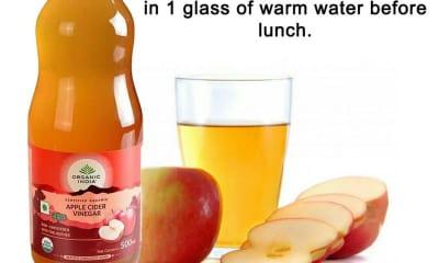 Benefits Of Apple Cider Vinegar! - By Dt  Neha Suryawanshi