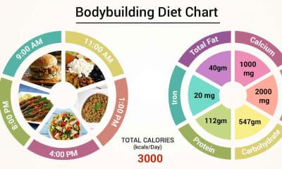 Diet Chart For Bodybuilding Patient Bodybuilding Diet Chart Chart Lybrate