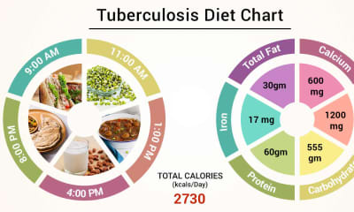 Diet Chart For Tuberculosis Patient Diet For Tuberculosis Chart Lybrate