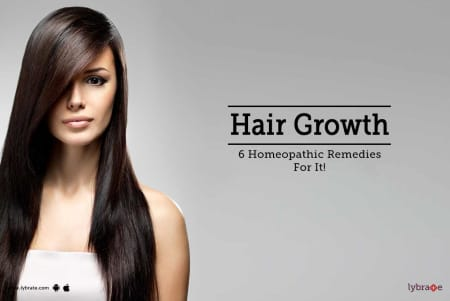Hair Growth - 6 Homeopathic Remedies For It! - By Dr  Lalit