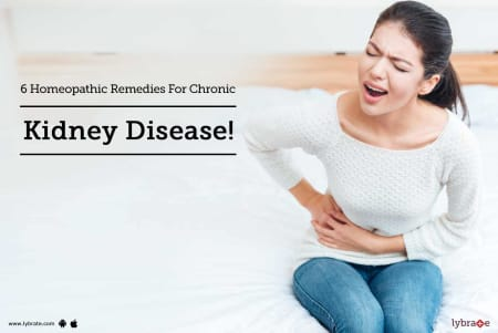 6 Homeopathic Remedies For Chronic Kidney Disease! - By Dr