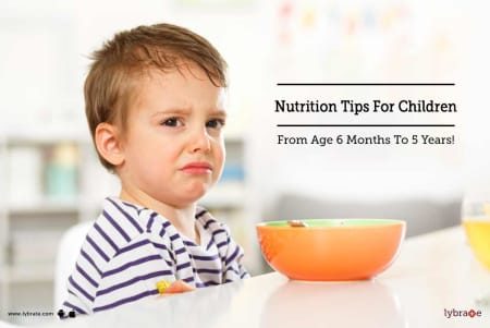 1422905d3 Nutrition Tips For Children From Age 6 Months To 5 Years! - By Dt ...