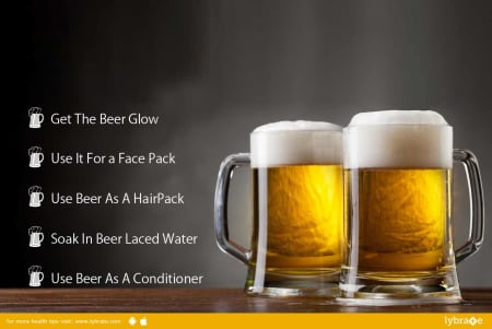Do You Know What Beer Does To Your Hair Skin By Dr Atul Kumar Agarwal Lybrate