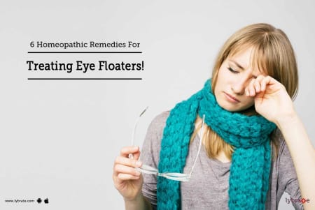 6 Homeopathic Remedies For Treating Eye Floaters! - By Dr