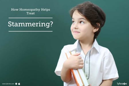 How Homeopathy Helps Treat Stammering? - By Dr  Tarannum Shaikh