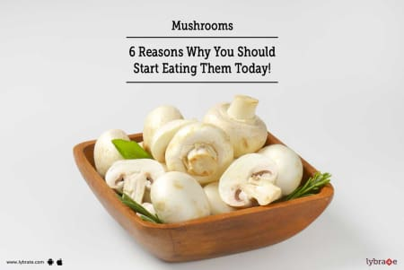 Benefits of Mushroom And Its Side Effects | Lybrate