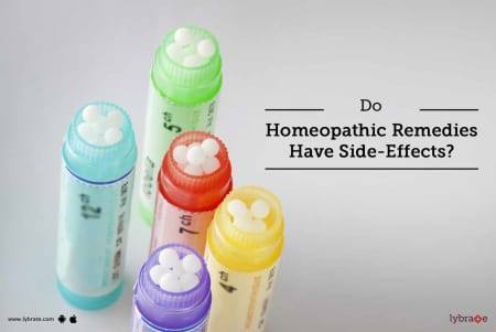 Do Homeopathic Remedies Have Side-Effects? - By Dr  Swapan